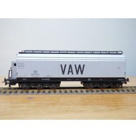 LILIPUT 240 , wagon trémie aluminium  VAW  DB BO