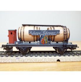 ELECTROTREN  801, wagon citerne bi foudres Federico Paternina   RENFE   BO