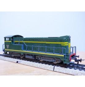 FLEISCHMANN 1340 F, loco diesel Baldwin 040 DG 1 SNCF  BO