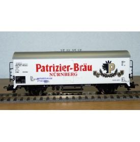 TRIX 52 3667 wagon réfrigérant à bière type lbhlqs PATRIZIER-BRAÜ neuf BO