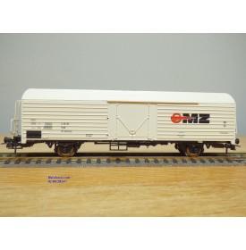 Roco 46947, wagon couvert  MZ   DR   neuf  BO