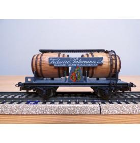 ELECTROTREN  808-1, wagon citerne bi foudres Federico Paternina   RENFE   BO