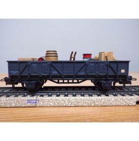 ELECTROTREN  1001 / 9, wagon tombereau   chargement varié RENFE BO