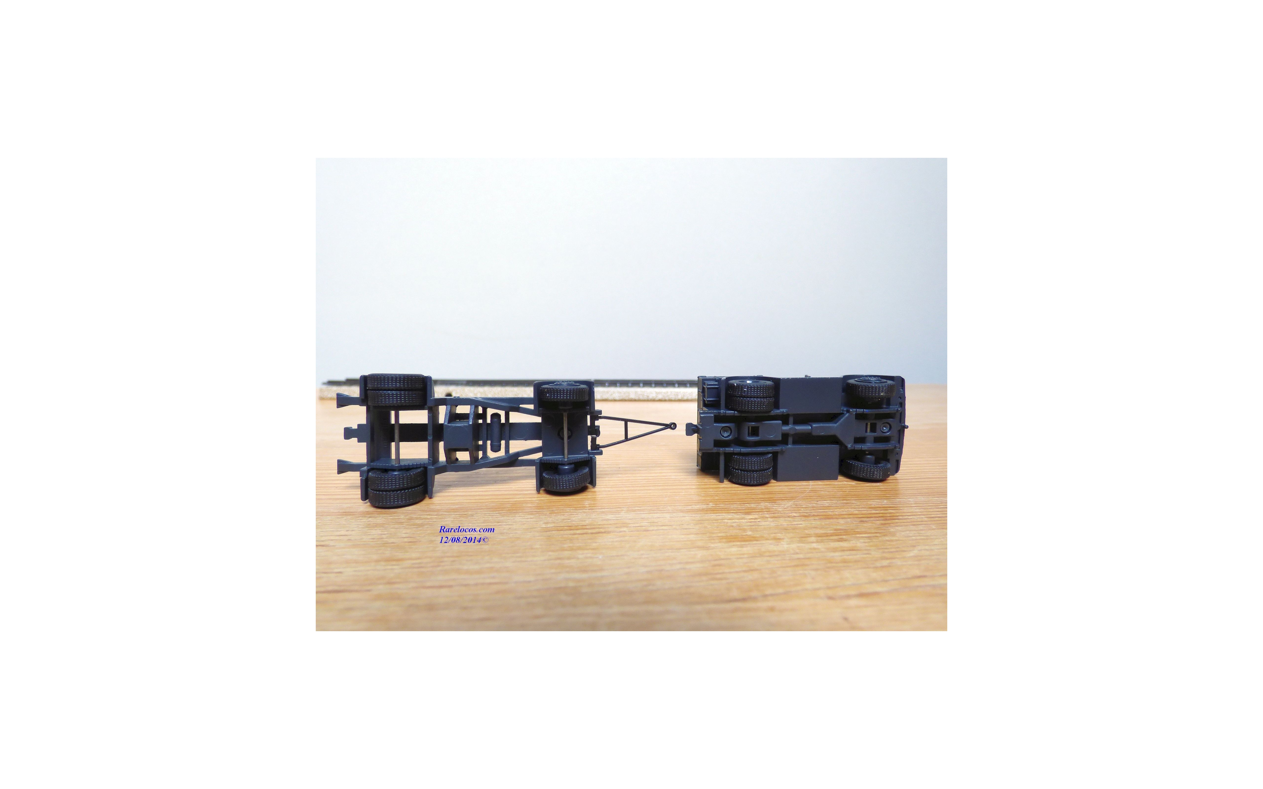 M 228 Rklin 48812 Coffret 2 Wagons Et 2 Camions Spangenberg