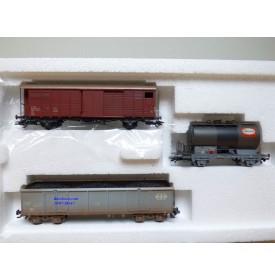 Märklin 48807,  coffret de 3 wagons  SBB  neuf  BO