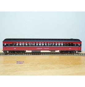 RIVAROSSI  6627, voiture grandes lignes ( heavyweight coach ) N°: 914  John Wilkes Lehigh Valley Neuf  BO