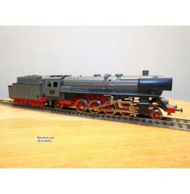 Fleischmann 1364 G, loco Mikado 141 Br 41 DB grise