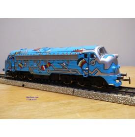 MÄRKLIN  3174 , loco diesel NOHAB My 1126  DSB   BO