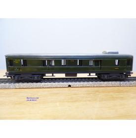 Märklin 354 . 5, fourgon  grandes lignes   DB  BO