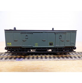 ELEC TRAINS  4PF , fourgon ancien   type D   N°: 15102   PLM