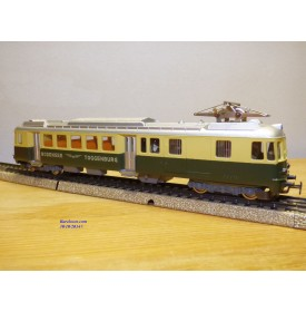 HAG  190 . 01 , automotrice BDe 4/4  BT  ( Bodensee Toggenburg ) BO
