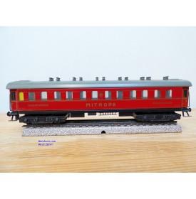 TRIX Express  20 / 164, voiture couchettes TOUROPA  BO
