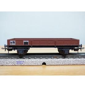 SMCF ???, wagon plat à 2 essieux  type Jho  SNCF  BO