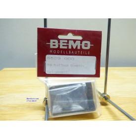 BEMO Metal Collection  6529 000,   butoir ( Prellbock ) en métal  Disentis    Rhb , neuf  BO