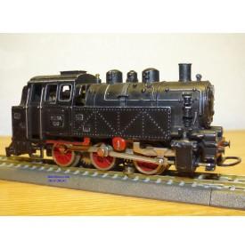 WESA 160, locotender 030T  Br 80  DB