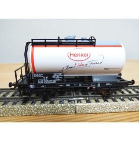 Märklin 46429, wagon citerne Henkel   BO