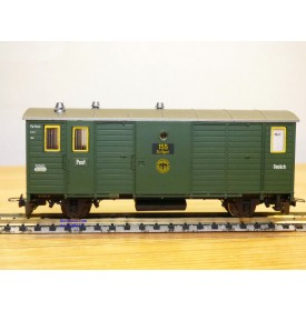 BEMO  3001 805, fourgon mixte bagages/ postal   type Pw  DR   BO   HOe