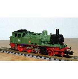 ARNOLD 2285 locotender Br 74 959 modifiée