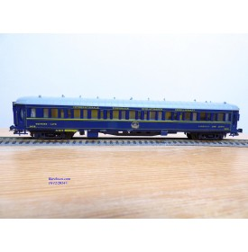 France Trains  302,  voiture lits type LX  inscriptions en allemand  N° 3472     CIWL