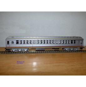 RIVAROSSI  ???, voiture grandes lignes ( heavyweight coach ) Valley Flyer   ATSF  BO