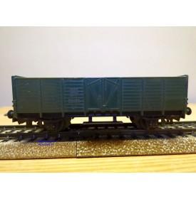 HAG  330 . 03, wagon tombereau  type  L6   vert  SBB  BO