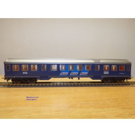 FLEISCHMANN 5350 wagon couvert DR BO