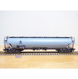 ROCO 46195,  wagon silo pour pulvérulents VTG  DB  Neuf BO