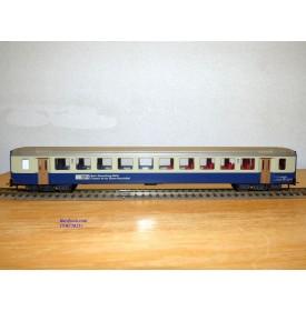 HAG   495 . 01 ,  voiture unifiée 1 ère série  type B 2 Cl.  BN ( Bern -Neuenburg  Bahn) neuf  BO