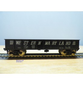 FLEISCHMANN 1426, wagon tombereau (gondola) WESTERN MARYLAND  BO