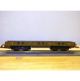 WESA 230 . 2, wagon plat à bogies  SBB