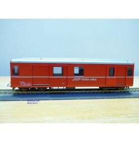 BEMO 3269 122, fourgon à bagages   type D  N° 4212  RHB  BO