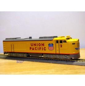 WESA 190, loco à turbine à gaz Union Pacific UP   BO