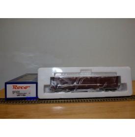ROCO 66500,  wagon tombereau à bogies  type Eaons    DB  Neuf  BO