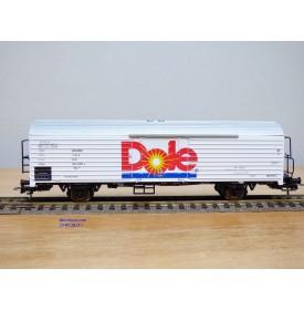 Roco 46547, wagon couvert  réfrigérant type Ibbhs DOLE  Interfrigo  DB  BO