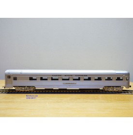 RIVAROSSI  véro 6559, voiture de queue  ( corrugated  side tail car  ) Roosevelt Empire State Express NYC   Neuf   BO
