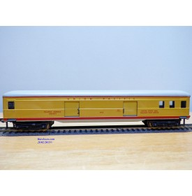 FLEISCHMANN 1422 UP, fourgon postal ( RPO )  UNION PACIFIC BO