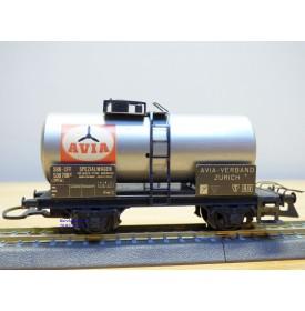 WESA 270 A, wagon citerne  AVIA   SBB   BO