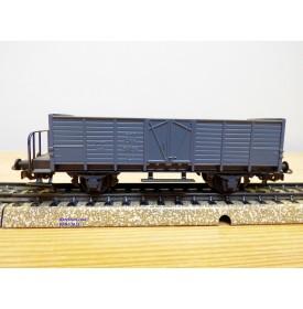 HAG  325.06, wagon tombereau à plate forme type  L6  gris  SBB  BO