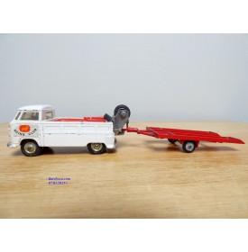 CORGI  GS25 B2,  coffret cadeau VW Breakdown Truck & Cooper Maserati BO