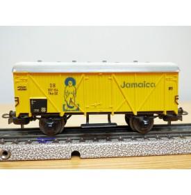 Märklin   4509.1  307/2,  wagon couvert type Tko 02  JAMAICA   DB