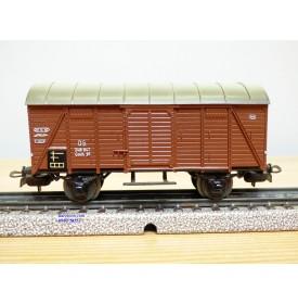Märklin   4505.1  306/1,  wagon couvert type Gmb 39 DB