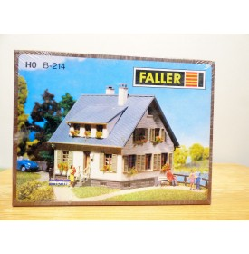 FALLER B-214   130.214,  pavillon individuel  Neuf   BO   1/87   HO