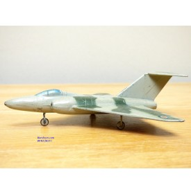 Solido vrai 14,  chasseur Gloster Javelin