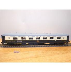 France Trains  314,  voiture Pullman salon de 1 ère classe type Côte d'Azur   N° 4150   CIWL   BO