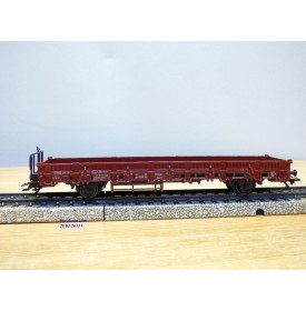 Märklin 4694.3,  wagon plat à ranchers type Kbs 443   DB   BO