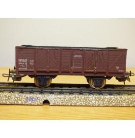VB  632, wagon tombereau  type TTw   SNCF