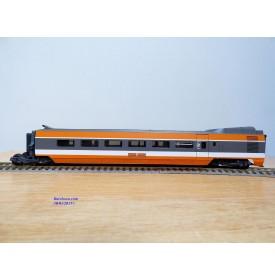 LIMA 201098, élément intermédiaire 2 Cl. TGV Sud Est  SNCF  neuf  BO