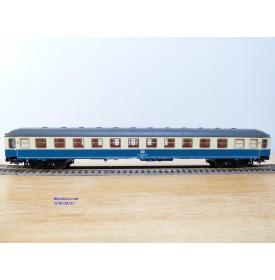LILIPUT  897 04, voiture grandes lignes  type Bcüm 243   2.Kl. DB  BO