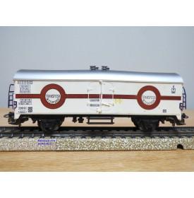 Märklin 4640 . 1, wagon couvert réfrigérant type Tehs 50 Transfesa Interfrigo   RENFE  BO