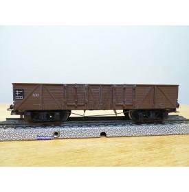 Märklin ancien 331 . 3,   wagon tombereau  DB  BO